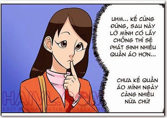 Nhin truoc tuong lai 3 Truyện bựa 18+ HQ: Kim Chi và Củ Cải 883   Nhìn Trước Tương Lai