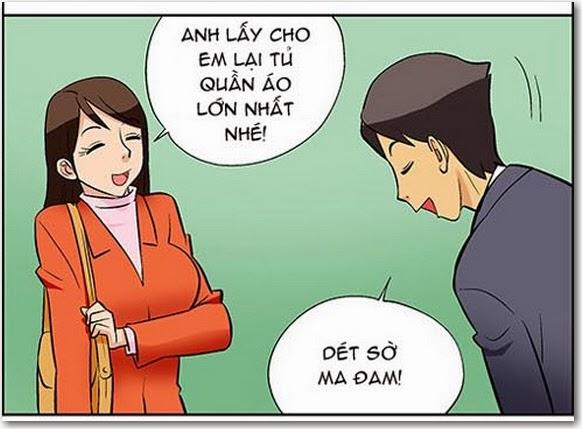 Nhin truoc tuong lai 4 Truyện bựa 18+ HQ: Kim Chi và Củ Cải 883   Nhìn Trước Tương Lai