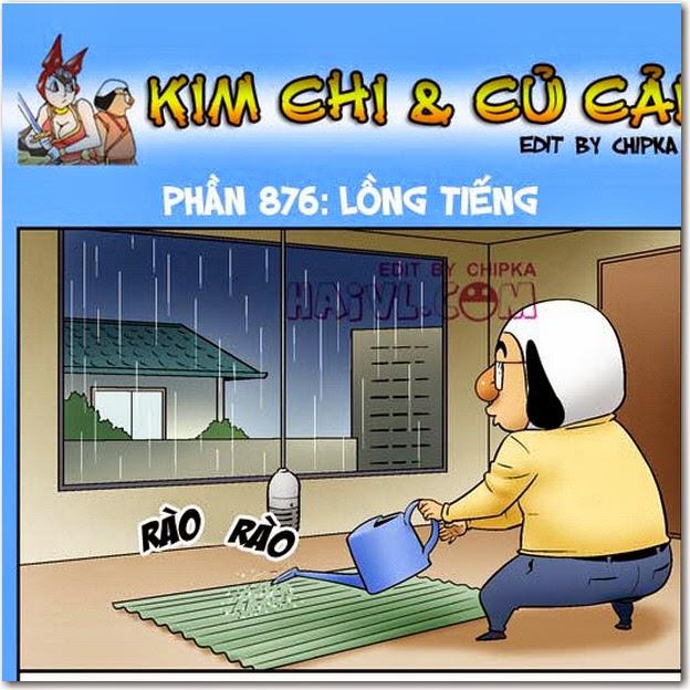 kim chi va cu cai phan 876 long tieng 1 Truyện bựa 18+ HQ: Kim Chi và Củ Cải 876   Lồng Tiếng