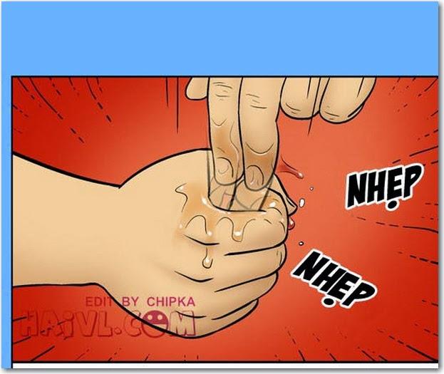kim chi va cu cai phan 876 long tieng 5 Truyện bựa 18+ HQ: Kim Chi và Củ Cải 876   Lồng Tiếng
