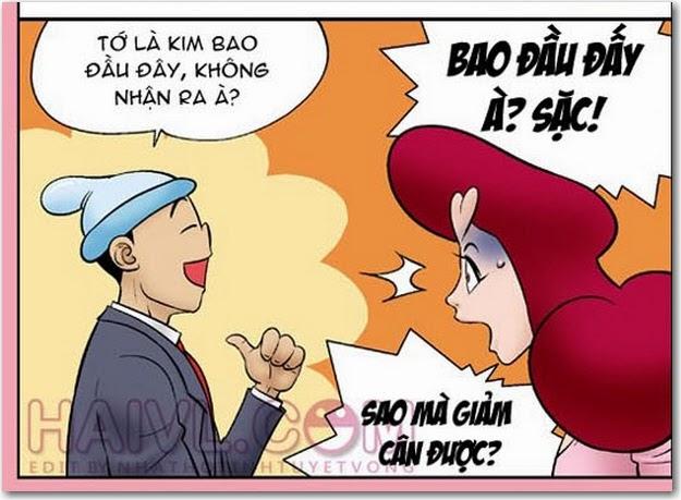 phuong phap giam can 2 Truyện bựa 18+ HQ: Kim Chi và Củ Cải 885   Phương Pháp Giảm Cân