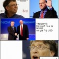 Bộ sưu tập hình chế vui hài hước lý do Microsoft mua Nokia