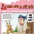 Góc 18+ Kim chi va củ cải phần 780 - con hươu vàng ngơ ngác