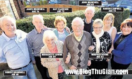 Untitled 1 e0b47 Gia đình nhiều tuổi nhất thế giới.