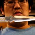 Chơi dao cũng cần cả một nghê thuật