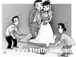 chong con 300x225 Thơ châm biếm : em ứ lấy chồng đâu