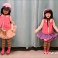 Cover của hai bé siêu dễ thương