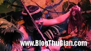 phong tuc uop dau kinh di cua bo toc noi tieng thu dai2 300x169 Những phong tục kỳ quái của bộ tộc thù dai nhất