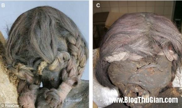xac uop co dai1 Bí ẩn đằng sau xác ướp 1.600 tuổi