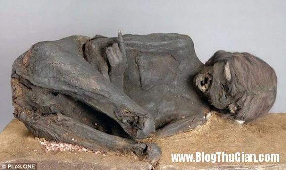 xac uop co dai3 Bí ẩn đằng sau xác ướp 1.600 tuổi