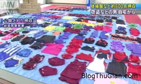1 36bda Người đàn ông bệnh hoạn trộm hơn 600 quần áo nữ sinh