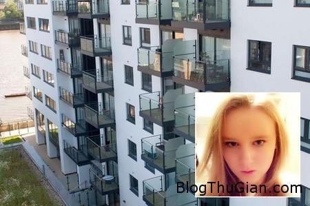 Balcony dead 1 53aa8 Hai sinh viên đã tử vong do ngã từ tầng tám của căn hồ chung cư vì mãi mê  mây mưa
