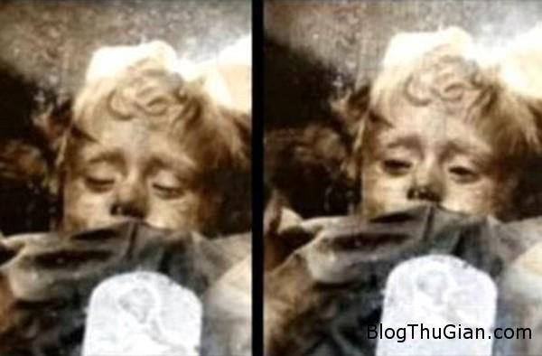 dnews files 2014 06 optical illusion mummy eyes 140620 jpg 6eef5 Xác ướp xinh đẹp nhất thế giới biết mở mắt
