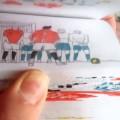 Mình xem thì chỉ 1 phút, nhưng người ta vẽ cả mấy tháng mới đc đó các bợn