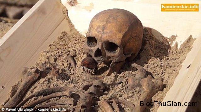 mo ma ca rong Bằng chứng cho thấy mộ ma cà ròng là có thật