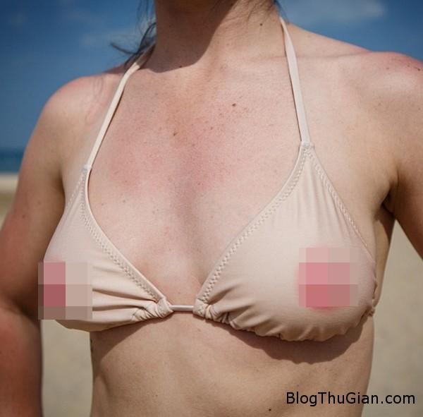 phai dep my phat sot voi bikini kieu tha rong1 Phụ nữ Mỹ đang phát sốt với mẫu áo ngực trần
