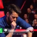 Ca sĩ Lệ Rơi làm giám khảo phát cuồng khi tham gia thi the voice