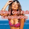 Những tình huống hài hước khó đỡ với bikini