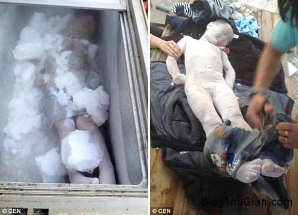 140804 2chet ad2c9 Nỗi đau của cặp vợ chồng khi quyết định ướp xác con trong tủ lạnh