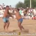 Đúng là chỉ có mấy anh Ả Rập này khác người…tới đấu võ cũng hài vl