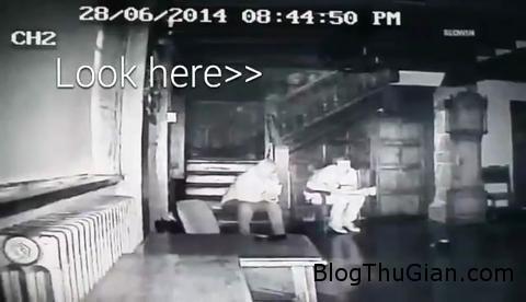 ma Turdo 2 Xuất hiện bóng ma kì quái trên cầu thang điện Stanley