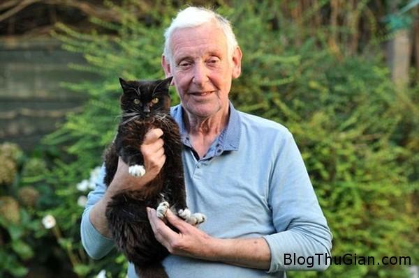 140922 1meo c5687 Cô mèo sống được hơn 115 tuổi