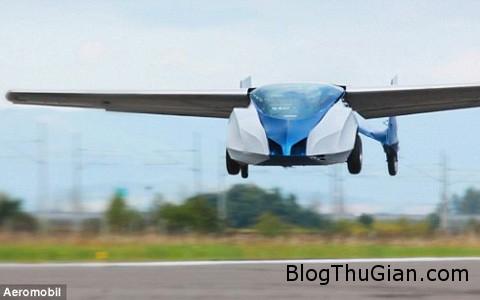 2 7330b Ô tô bay sẽ sớm xuất hiện để giải quyết tình trạng kẹt xe trong tương lai