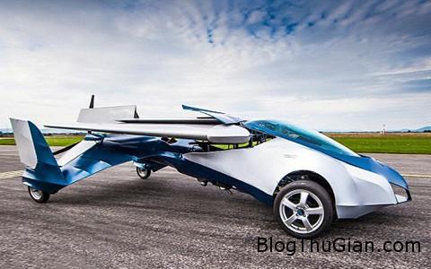 4 7330b Ô tô bay sẽ sớm xuất hiện để giải quyết tình trạng kẹt xe trong tương lai