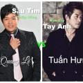 Khi Quang Lê và Tuấn Hưng song ca sẽ như thế nào :)