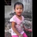 Bé 4 tuổi say sưa hát dân ca – sao mà yêu thế