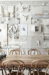 nha hang dung xuong de trang tri noi that 197x300 Nhà hàng được trang trí bằng hàng ngàn chiếc xương