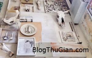nha hang dung xuong de trang tri noi that3 300x189 Nhà hàng được trang trí bằng hàng ngàn chiếc xương