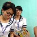 """Tân hoa hậu Việt Nam 2014 cover """" hoang mang """" đáp trả búa rìu dư luận"""