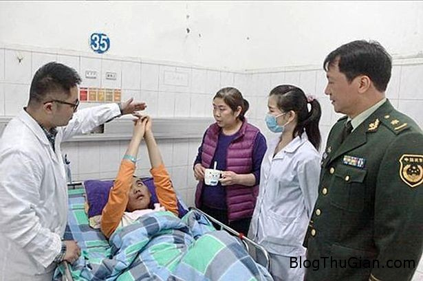 PAY Xiao Li 1654b Bất ngờ tỉnh dậy khi nghe mùi tiền sau hơn 1 năm bị hôn mê