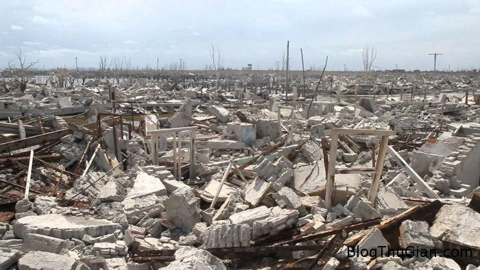 Villa Epecuen4 14f6d Thị trấn sống lại sau 25 năm chìm sâu dưới nước