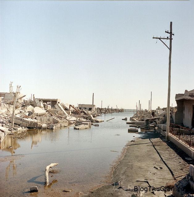 Villa Epecuen5 14f6d Thị trấn sống lại sau 25 năm chìm sâu dưới nước
