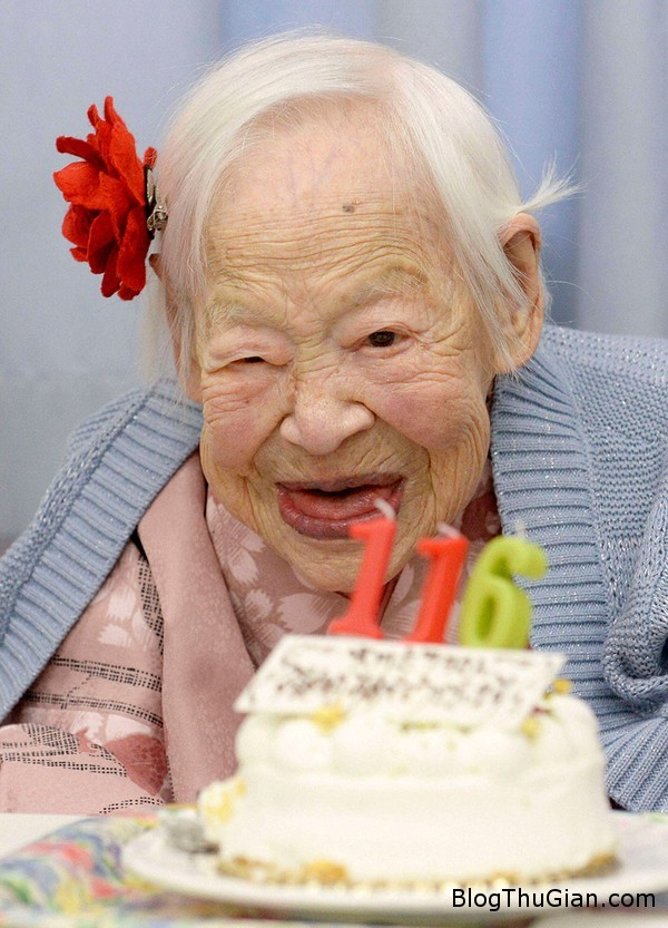 bi quyet truong tho cua 5 cu ba sinh vao the ky thu 19 Bí quyết sống lâu của 5 cụ bà lớn tuổi nhất thế giới hiện nay