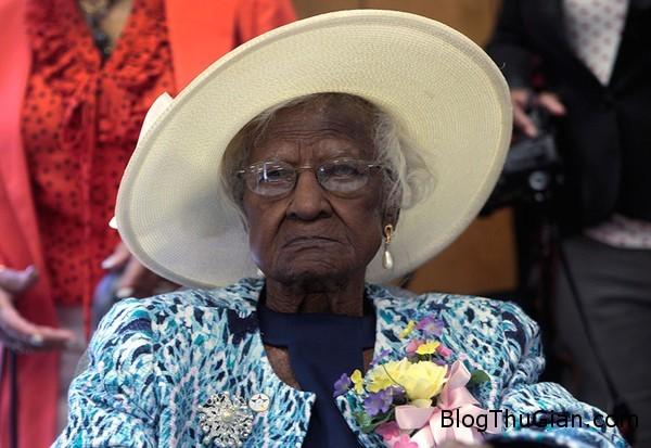 bi quyet truong tho cua 5 cu ba sinh vao the ky thu 192 Bí quyết sống lâu của 5 cụ bà lớn tuổi nhất thế giới hiện nay