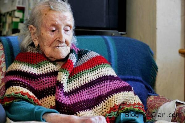 bi quyet truong tho cua 5 cu ba sinh vao the ky thu 194 Bí quyết sống lâu của 5 cụ bà lớn tuổi nhất thế giới hiện nay
