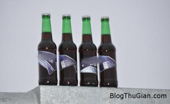 lam bia bang tinh hoan ca voi 1 Loại bia đặc biệt làm từ tinh hoàn cá voi hun khói bằng phân cừu khô.