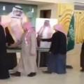 Cách mà người dân Ả Rập gặp mặt lãnh đạo