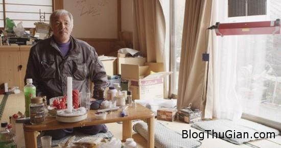 Naoto Matsumara3 550x290 bee6c Cuộc sống của người đàn ông nhiễm phóng xạ cao nhất nước Nhật và bầy gia súc của mình