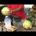 Sáng kiến hay để lấy được nước dừa nhanh – gon- lẹ