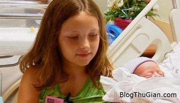 8 tuoi 9460 1400301789 Bé gái 8 tuổi một mình đỡ đẻ cho mẹ