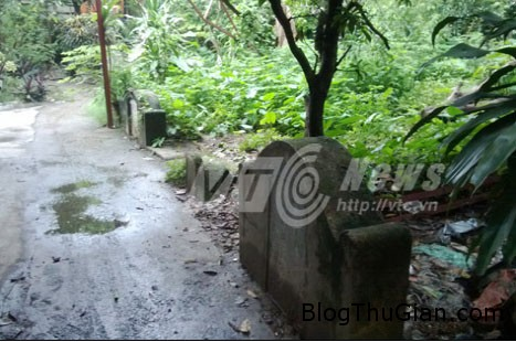 mo tau3 1377763864 Lời đồn về khu nghĩa địa trấn yểm của người Tàu