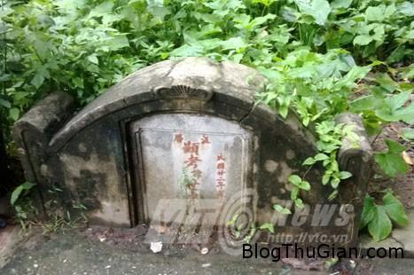 mo tau4 1377763865 Lời đồn về khu nghĩa địa trấn yểm của người Tàu