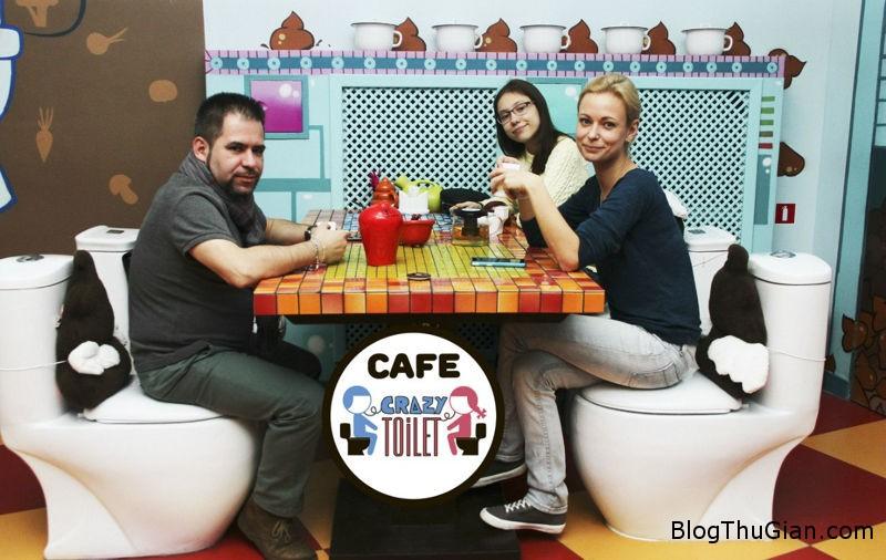 ky di quan cafe toilet Cà phê mang đậm phong cách...toilet