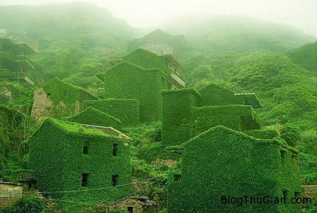 ngoi lang bi bo hoang tro thanh diem du lich hut khach Một ngôi làng bỏ hoang bỗng trở thành điểm du lịch hút khách