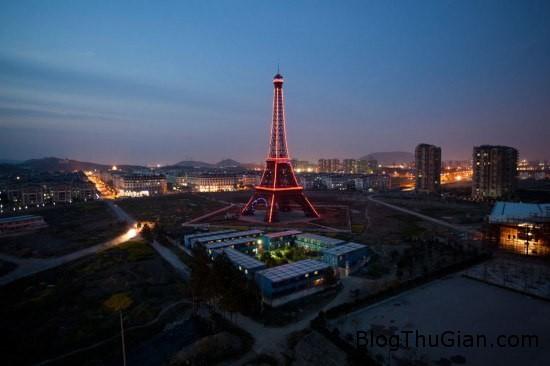 paris1 980861 1368302774 600x0 Có một Paris thu nhỏ trong lòng Trung Quốc