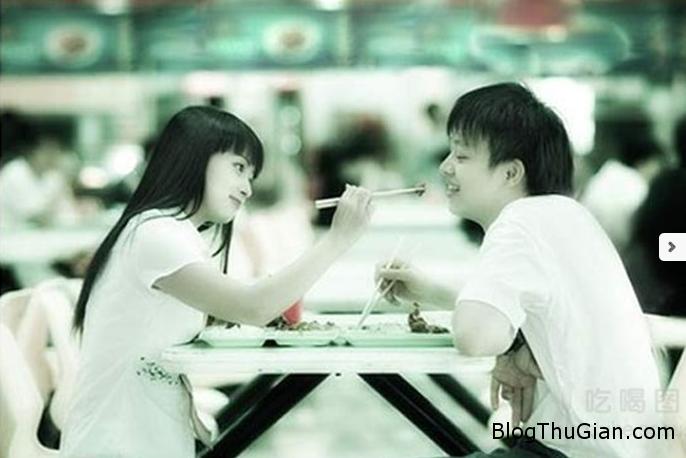 truong dai hoc cam sinh vien nam tay hay dut cho nhau an Trường đại học cấm các cặp đôi sinh viên nắm tay hay đút cho nhau ăn trong căng tin
